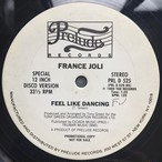 France Joli ‎– The Heart To Break The Heart / Feel Like Dancing