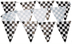 Pennant Banner Checkered (ペナントバナー)