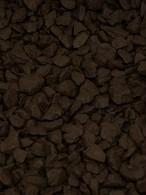 瓦化粧石 焦茶1L