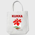 KUKKA simple わしかオリジナルトートバッグ(白orベージュ)※送料無料