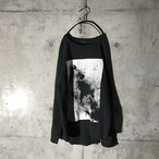 [used]mode taste artistic long shirt
