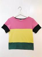 Colorful Tee【カラフル2WAY Tシャツ】07