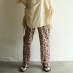WRYHT【womens】string waist trouser