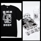 【MAGICAL MOSH MISFITS】マモミ MAGICAL MOSH BEER SLAVE SET  ビールジョッキ セット Tシャツ