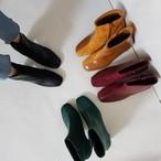 ビンテージカラーアンクルブーツ アンクルブーツ ブーツ 韓国ファッション