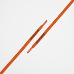"OVAL LACES SOLID ""SHOELACES/ORANGE"""