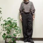 Military Pants / サスペンダー 付き ミリタリー パンツ