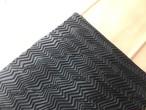 ワラーチソール【杉】(#8870/4mm〜6mm)黒