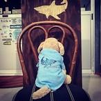 愛犬のためのGood on☆ドックTシャツ(シャークスワッペンプレゼント)