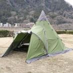 Bush Craft Inc ブッシュクラフト フリスポート エクストリーム 8 自然派 キャンプ アウトドア  02-06-tent-0010