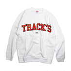 College Sweat【WHITE】