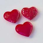 ハートバッジ [Heart badge]