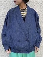 (TOYO) design double jacket