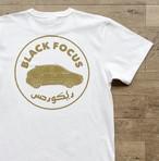 【残りわずか】Black Focus Records × Jazzy Sport  Tシャツ/カーキ