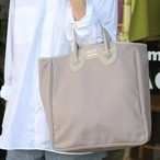 YOUNG&OLSEN  【 womens 】canvas carryall tote M