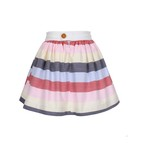 JESSIE AND JAMES  LONDON  [Forever skirt~candy stripes~] 100~130サイズ