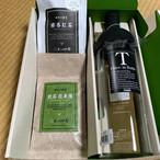 夏の贈り物に♪水出し緑茶&紅茶セット
