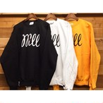 ※予約 WILL BASIC LOGO CREW SWEAT