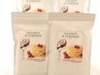 【4袋セット】無糖ココナッツパンケーキミックス