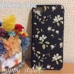 iPhone6 6sソフトケース 花柄 Flower