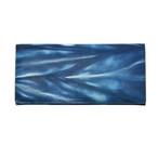 indigo  長財布  shibori・ 藍絞り(Tie-dye)