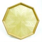 セン 八角形のトレー OBSE-0166