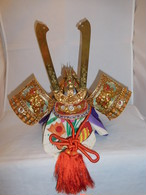 兜 Samurai warrior's helmet (the time boy Festival)(No5)
