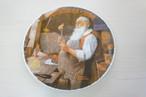 ノーマンロックウェル 絵皿(114-01)
