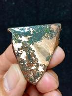 4) ミシガン州産 自然銅