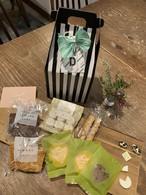 ホワイトデーギフト(L)*オーガニック素材のseed焼き菓子セットをご自宅へ配送します♪ オーガニック素材のseed焼き菓子ギフト