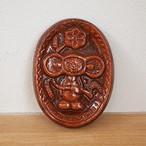 【ロシア】 チェブラーシカ 陶器の飾り 旧ソ連 USSR