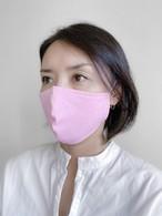 【大人用・ピンク】和紙100% 国産洗えるマスク