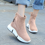 【shoes】好感度アップスポーツ人気あり2色スニーカー 23185394