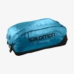 Salomon サロモン BAG OUTLIFE DUFFEL 45 Hawaiian Ocean / NIGHT SKY バッグ アウトライフダッフル 45 ハワイアンオーシャン/ナイトスカイ LC1516800
