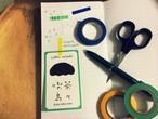 6mm masking tape 【 3色set 】
