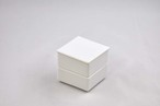 白磁のお重 小 3段