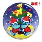 クリスマチュ〜缶バッチ(半額中!)