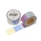紬POPマスキングテープ|MIx Type B|カラー