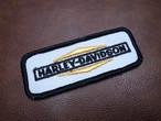 HARLEY DAVIDSON BAR&SHIELD Vintage Patch ハーレーダビッドソン ビンテージ ワッペン