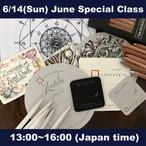 6/14(日)13:00~オンラインWS『 #Shie2020JuneSP 』参加チケット