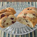 低糖質ハースブレッド ナッツ&フルーツ☆糖質約84%カットのパン生地に贅沢素材を練り込んだギフトにもおすすめのパン