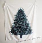 Christmas tree タペストリー