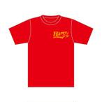 3代目HAPPY少女♪ Tシャツ