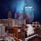 【ラスト1/LP】Waajeed - Detroit Love Vol. 3