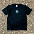 HULAMINGOS T-SHIRTS BLACK MINT