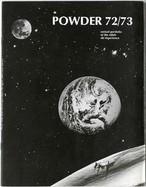 【バム商ZINES】越境 Powder 72/73 白馬地下出版【コーヒー付き送料無料】