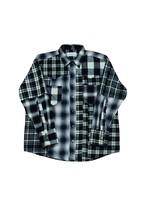 Western flannel shirt