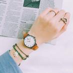 【小物】清新シンプル森ガール韓国系合わせやすい学園風ウォッチ腕時計