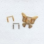 【帯留め金具】ブローチを帯留めにする金具
