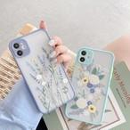 【オーダー商品】Flower iphone case